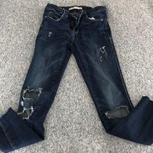 Like new Zara Trafaluc denim jeans